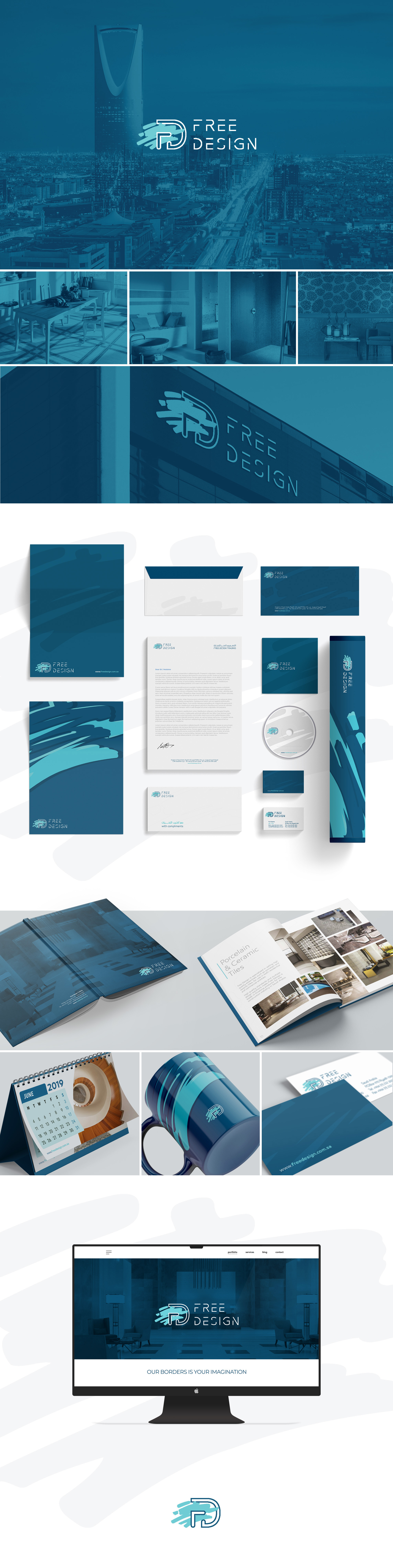 freedesign-site-layout